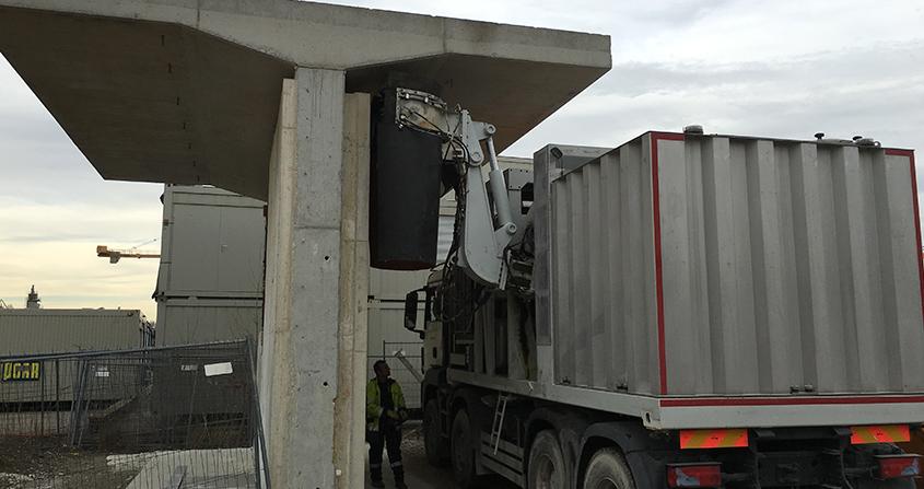 Fresado-Vertical-de-estructuras-de-hormigón-y-hastiales-de-túneles-Servicio-Roeco